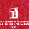 La HOAC dialoga sobre la respuesta evangelizadora de sus militantes con las personas y las realidades del mundo obrero