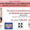 Murcia   Ciclo de conferencias: Nuevos desafíos a la democracia