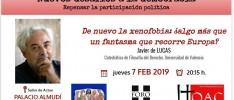 Murcia | Ciclo de conferencias: Nuevos desafíos a la democracia