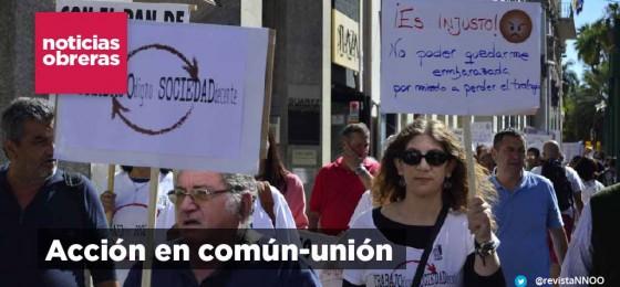 Noticias Obreras | Acción en común-unión