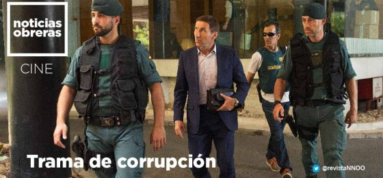 Trama de corrupción