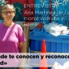 Ana Martínez de Luco: «Estar donde te conocen y reconocen da dignidad»