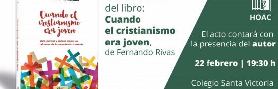 Córdoba | Presentación del libro «Cuando el cristianismo era joven»