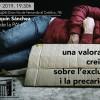 Valencia | Una valoración creyente sobre la exclusión social y la precariedad