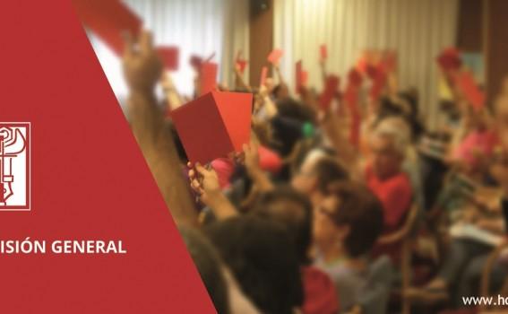 La comisión general aborda las próximas prioridades de la HOAC