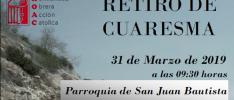 Ciudad Real | La HOAC convoca retiro de Cuaresma