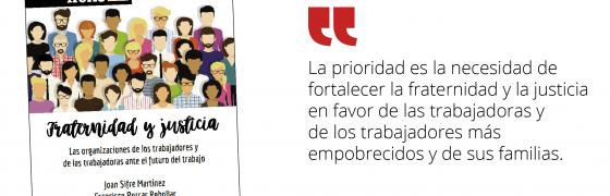 Vall d'Uixó | Presentación de «Fraternidad y justicia» en la feria del libro