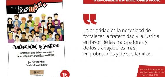 Vall d'Uixó   Presentación de «Fraternidad y justicia» en la feria del libro