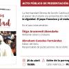 Huesca   Presentación del libro «No os dejéis robar la dignidad. El papa Francisco y el trabajo»