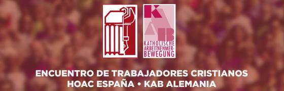 Trabajadores cristianos de España y de Alemania se reúnen en Madrid