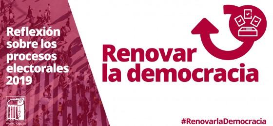 """HOAC invita a """"renovar la democracia"""""""