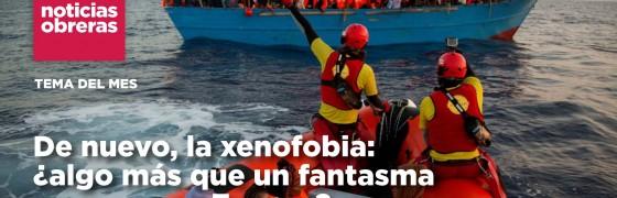 De nuevo, la xenofobia: ¿algo más que un fantasma que recorre Europa?