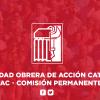 La HOAC se reúne con el obispo consiliario de la Acción Católica