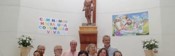 Nuevo equipo de la HOAC en Badajoz