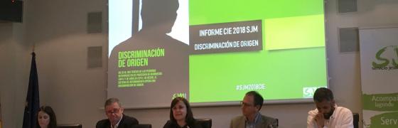 El Servicio Jesuita a Migrantes denuncia la discriminación en origen en los CIE