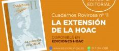 «La extensión de la HOAC», nuevo cuaderno de Rovirosa