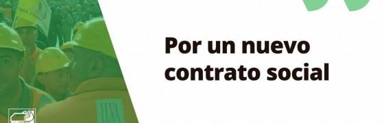 La HOAC se suma a la reclamación de un nuevo contrato social que priorice a la persona y preserve el trabajo