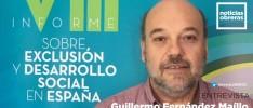 Guillermo Fernández Maíllo: «La integración se debilita y la exclusión se enquista»