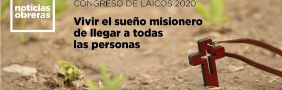 Vivir el sueño misionero de llegar a todas las personas