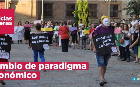 Noticias Obreras   Cambio de paradigma económico