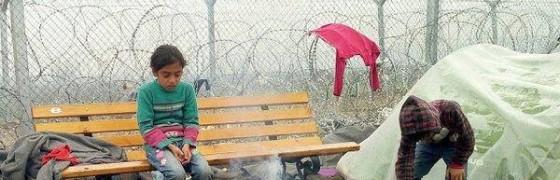Lesbos: El sufrimiento humano hecho frontera