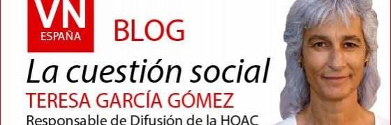 La cuestión social, nuevo blog de la revista Vida Nueva