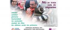 """Jornada Mundial del Migrante y Refugiado 2019: """"No se trata solo de migrantes"""""""