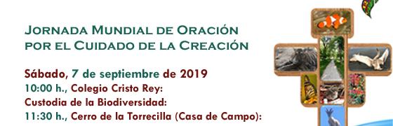 Madrid: Jornada Mundial de Oración por el Cuidado de la Creación