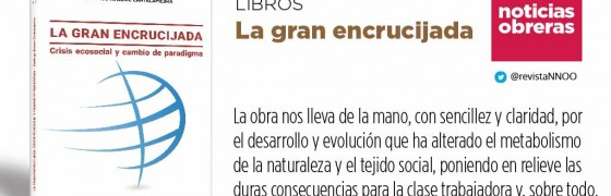 LIBROS | La gran encrucijada