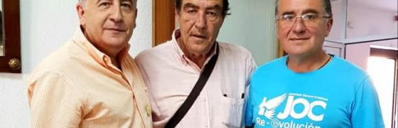 Granada | La HOAC apoya el encierro contra los cortes de luz en la Zona Norte