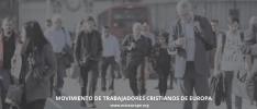 """Movimientos de trabajadores cristianos reclaman a la Unión Europea """"solidaridad, cooperación mutua y acción conjunta"""""""