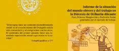 Orihuela-Alicante | Informe de la Pastoral Obrera sobre la situación del trabajo