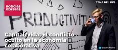 Tema del Mes | Capital/vida: El conflicto oculto en la economía colaborativa