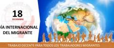 MMTC | Trabajo decente para los trabajadores migrantes #18D #ConDignidad