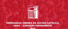 La HOAC se suma a las movilizaciones que reclaman un acuerdo de reconstrucción social para que nadie quede descartado
