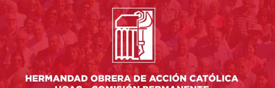 La HOAC da la bienvenida al obispo Abilio Martínez, nuevo responsable de la Pastoral del Trabajo de la Iglesia española