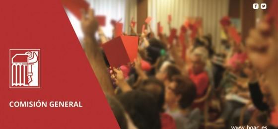 La comisión general aborda la orientación de la próxima Asamblea General de la HOAC