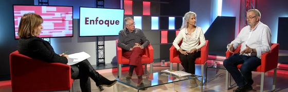 Toledo   Vídeo del programa Enfoque. Una conversación en torno al mundo del trabajo