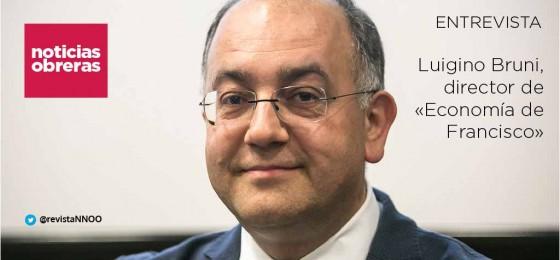 Luigino Bruni: «La nueva cultura económica nacerá de la praxis y del pan de cada día»
