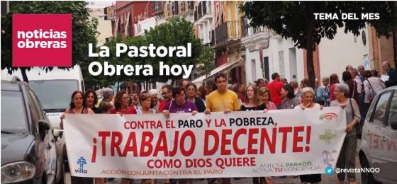 La Pastoral Obrera hoy