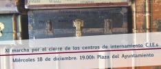 Valencia | La HOAC participa en la XI marcha por el cierre de los CIE