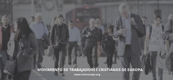 La HOAC asiste al grupo de Coordinación del Movimiento de Trabajadores Cristianos de Europa
