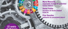 Valencia | Diálogo sobre el futuro del trabajo