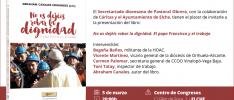 Elche | Se presenta un libro sobre el papa Francisco y la clave del trabajo