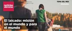 El laicado: misión en el mundo y para el mundo