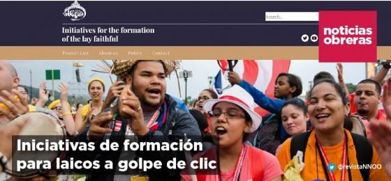 @laityfamilylife | Iniciativas de formación para laicos a golpe de clic