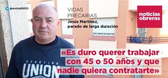 «Es duro querer trabajar con 45 o 50 años y que nadie quiera contratarte»