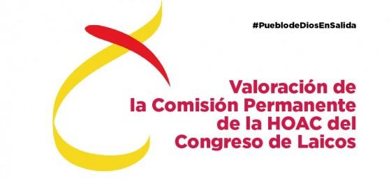 Valoración de la Comisión Permanente de la HOAC del Congreso de Laicos #PueblodeDiosEnSalida