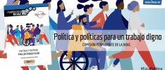 Política y políticas para un trabajo digno. Cuaderno 19 @edicionesHOAC