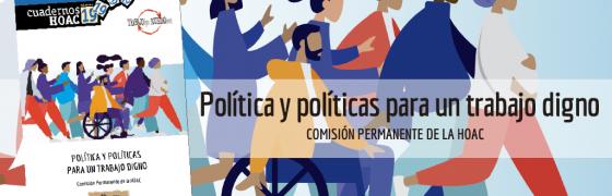 Vídeo | Presentación del cuaderno Política y políticas para un trabajo digno